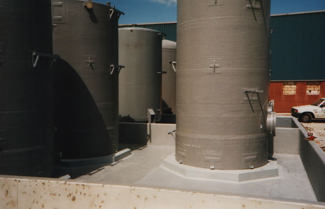 Counter Corrosion Ltd applicators and manufacturers of protective